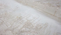 Morroco Wide Sheer - The Design Connection Fabric